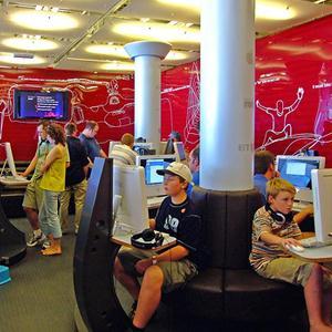 Интернет-кафе Покровского