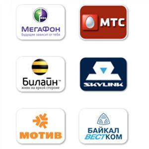 Операторы сотовой связи Покровского