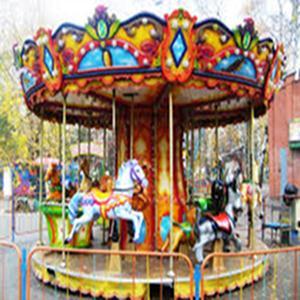Парки культуры и отдыха Покровского
