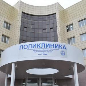 Поликлиники Покровского