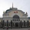Железнодорожные вокзалы в Покровском