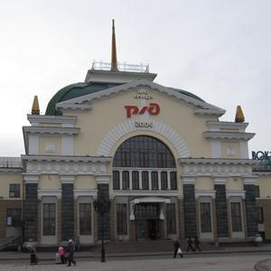 Железнодорожные вокзалы Покровского